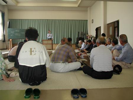 五島市野々切地区で出前講座を開催しました